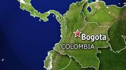 Bogota...